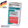Тест полоски Accu Chek Active, , 280, №50, , Тест полоски для глюкометров в Киеве