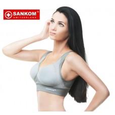 Бюстгальтер с волокнами бамбука Sankom Patent Bra