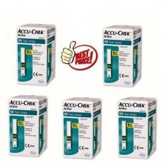 Тест полоски Accu Chek Active оптовая цена в Киеве, Украина