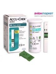Тест полоски Accu-Chek Active (Акку Чек Актив)