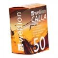 Тест-полоски Веллион Калла (Wellion Calla), , 350,  №50, , Глюкометры и тест-полоски