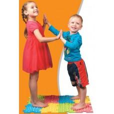 Ортопедический массажный коврик для детей купить в Киеве