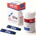 Тест полоски к глюкометру IME-DC/iDia (Германия), , 350, iDia #50, , Тест полоски для глюкометров в Киеве