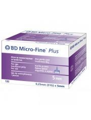 Иглы BD Микро-Файн Плюс 0,25х5 мм