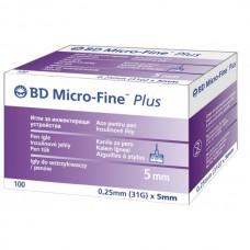 Иглы BD Micro-Fine Plus купить в Киеве, Украина