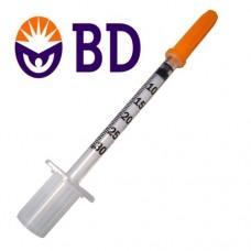 Инсулиновый шприц bd micro fine plus demi 0,30 мл купить в Киеве, Украина